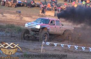 duramax mega truck