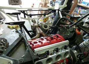 OSP Apex Turbocharged RZR