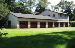 20 car garage