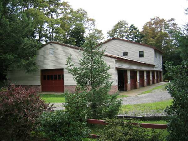 20 car garage house