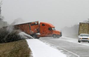 snow-truck-black-ice-crash