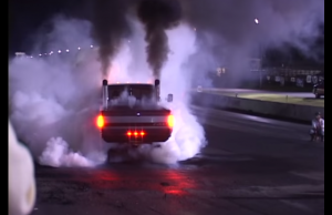 Powerstroke Burnout Fail