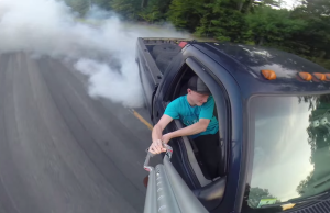 powerstroke burnout blows turbo