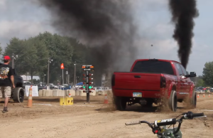 diesel dirt drags