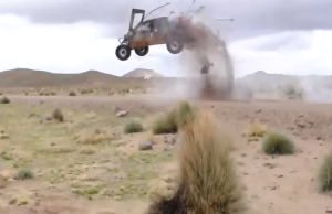 matt campbell dakar crash