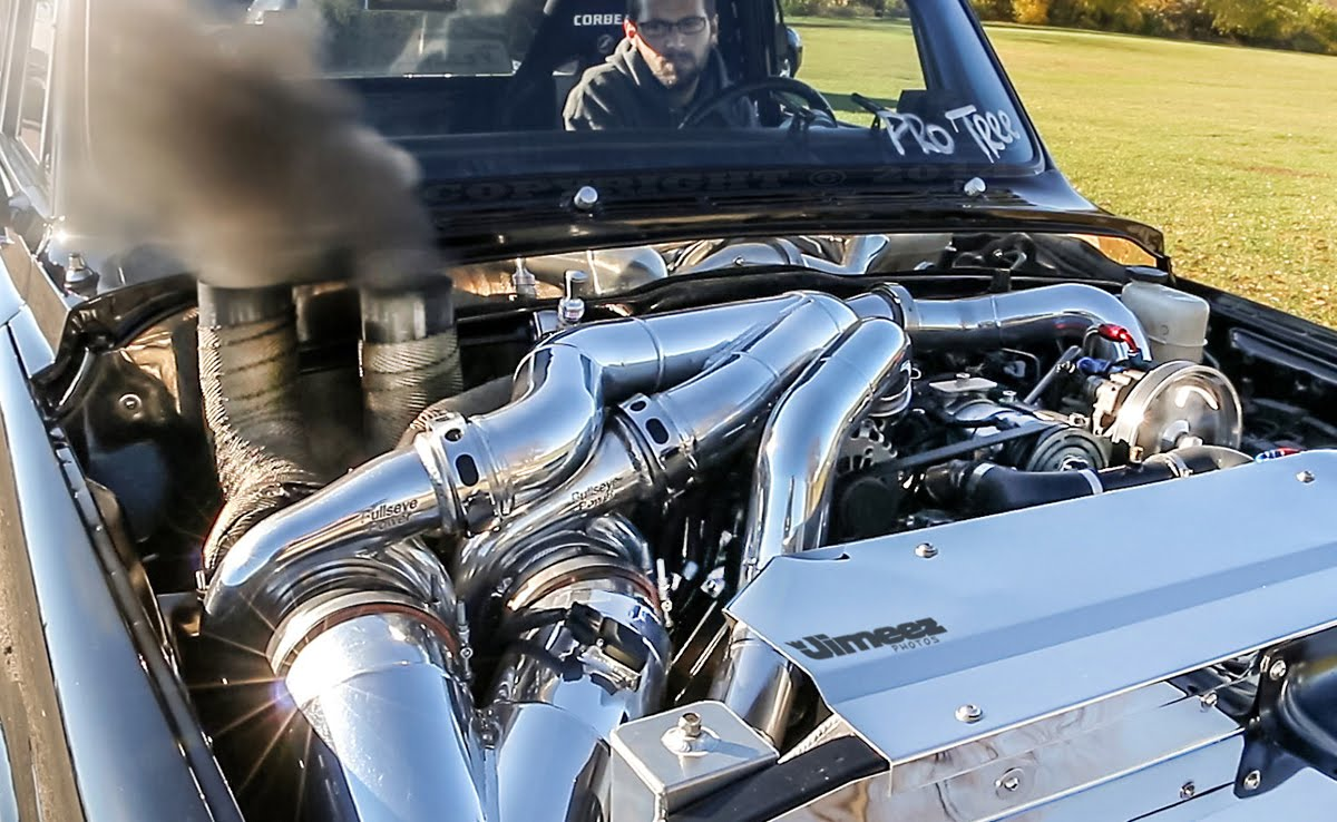 This Triple Turbo Duramax C10 Is The Most Insane Thing You ...