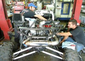 You Will Not Believe How Hard This OSP Apex Turbocharged Polaris RZR