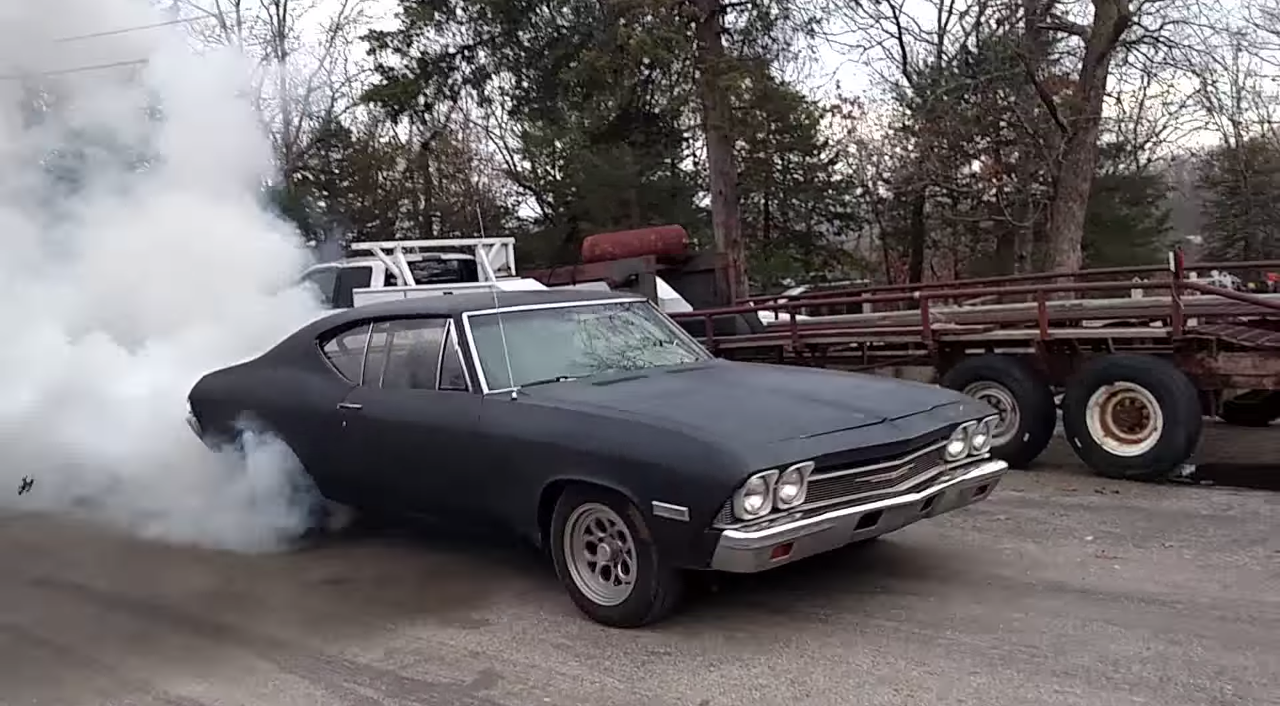 5.9 cummins chevelle
