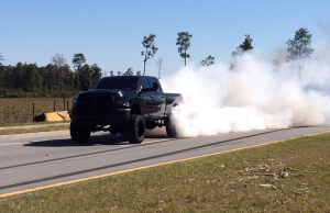 6.7 cummins burnout
