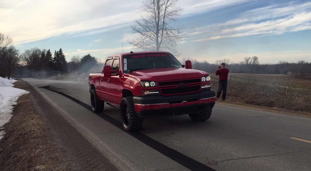 duramax burnout