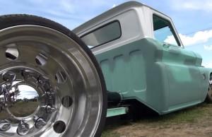 Cummins Powered Diesel Dually Chevy C30