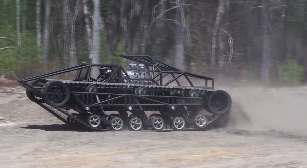 mad max ripsaw