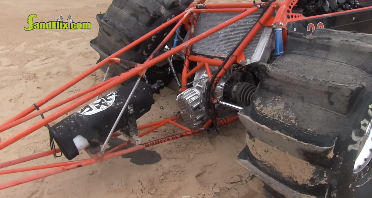 merchant automotive sand wreck