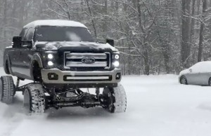 lifted-diesel-truck-snow